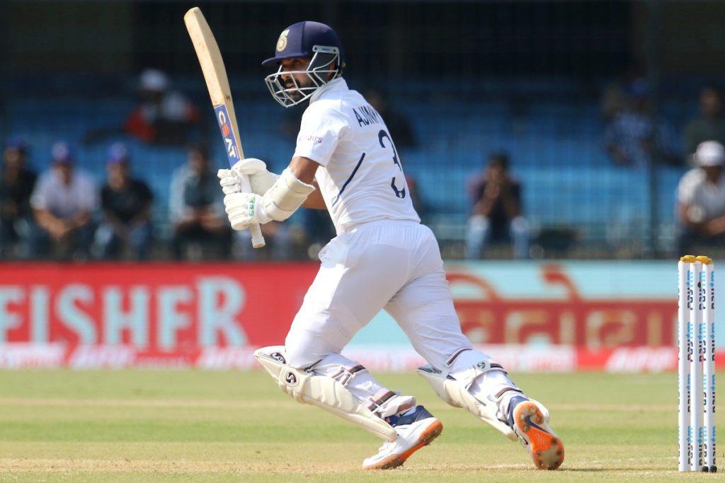 Ajinkya Rahane cricket