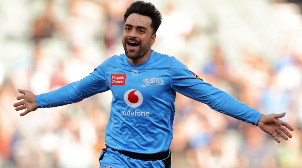 Rashid Khan cricket news